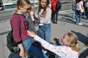 Прес – весна на Дніпрових схилах