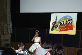 Участь у Міжнародному дитячому, молодіжному фестивалі аудіовізуальних мистецтв «Кришталеві джерела»
