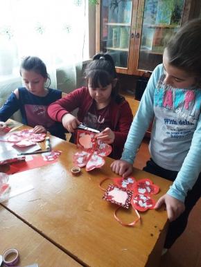 Найромантичніше свято року - День святого Валентина .