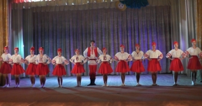 Народний  танець 2021.